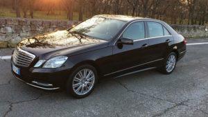 Mercedes Classe E Ncc Transfer Verona 1