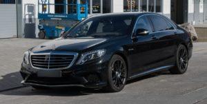 Mercedes S Transfer Verona 2