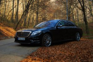 Mercedes S Transfer Verona