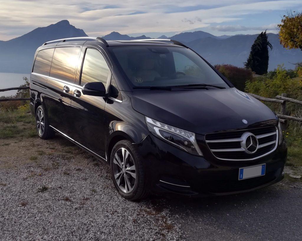 Mercedes V Class - Car Transfer Verona NCC Noleggio con