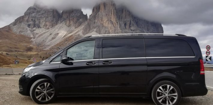 Passo Sella Dolomiti Ski Transfer And Guided Tour On